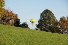 Ballonfahrt Puch bei Weiz