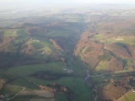 Ballonfahrt Wilhelmsburg - Stössing